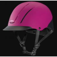 Troxel Raspberry Duratec Spirit Riding Helmet 04-535