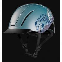 Troxel Sky Dreamscape Spirit Riding Helmet 04-539