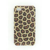 06926 Blazin Rocks Leopard Print IPHONE case