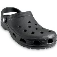Crocs Black Classic Mens Clogs 10001-001