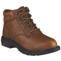 10005949 Macy Brown 5 inch Shaft Composite Toe Ariat Womens Work Boots