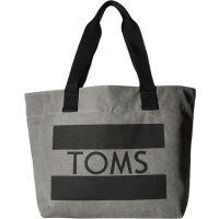 10008848 Charcoal Toms Flag Transport Tote Bag