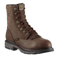 1001943 Distressed Brown WORKHOG Ariat Men's Composite Toe Work Boots