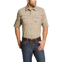 Ariat Brindle Rebar Workman Work Shirt 10019160