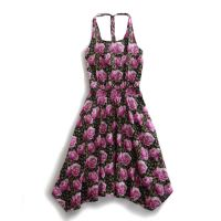 Karman Roper Camo Rose Print Tin Haul Collection Womens Dress 1005700640743PI