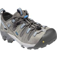 1007017 ATLANTA COOL ESD Grey Steel Toe Keen Womens Work Shoes