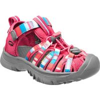 1012061 Pink WHISPER Little Kid's Keen Outdoor Sandals (Sizes 8-13)