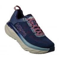Hoka Marlin/Blue Ribbon Bondi 6 Womens Comfort Running Shoes 1019270