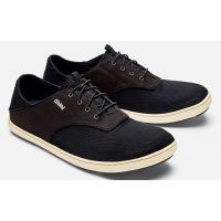 Olukai Onyx Nohea Moku Mens Comfort Casual Shoes 10283-OXOX