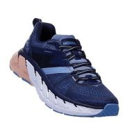 Hoka One One Mood Indigo/Dusty Pink Gaviota 2 Womens Comfort Running Shoes 1099718