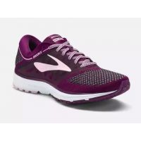 Brooks Plum Revel Womens Road Running Shoes 120249-598