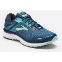 Brooks Navy Adrenaline GTS 18 Womens Road Running Shoes 120268-495