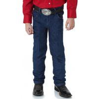 13MWZJP Denim Cowboy Cut Original Fit Western Wrangler Kids Jeans