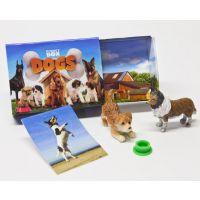 1583 Pocket Box Dogs - Bling Bags