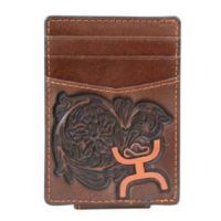 Trenditions Men's Hooey Signature Money Clip Style #1623462MOR