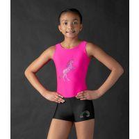 Motionwear Gym Spangle Unicorn Children Leotard 1701-464