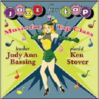 BOD2576 Jazz for Tap - Judy Ann Bassing & Ken Stover - Music for Tap Class