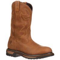 2733 Aztec Crazhorse Branson 11-in Waterproof Roper Rocky Mens Boots