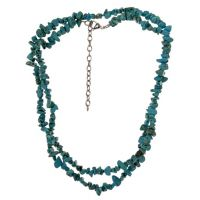 29346M&F Green Stone 35-inch M&F Western Womens Necklace