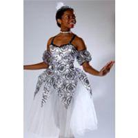 30705C Paris Long Net Tutu Recital Costumes Adult
