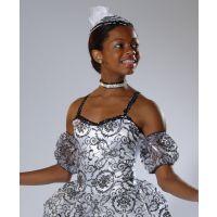 30705A Paris Leotard Recital Costumes Adult