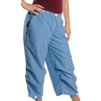 3074C Tech Crop Hip-Hop Pant With Bungee Cord Waist (Child Sizes S-L)