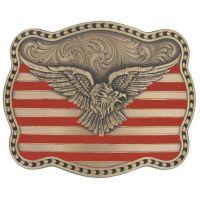 Montana Silversmith American Eagle Miners Buckle 33610BLB