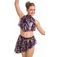 41113 COVER GIRL Dance Recital Costumes