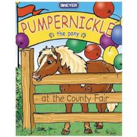4112 Pumpernickle Goes to the Fair Breyer Horse Coloring Books