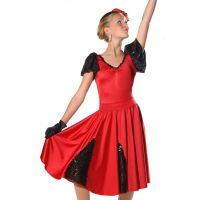 4119 Swing, Swing, Swing Recital Costumes Ad