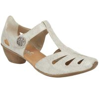 Rieker Ice Mirjam 50 Womens Adustable Strap Low Heel 43750-80