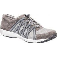4509-201010 Charcoal Suede Honor Dansko Womens Sneaker