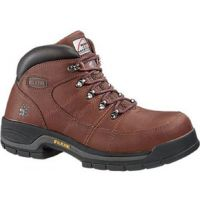 4671 Davis Moc-Toe EAA Safety-Toe Lace-Up Hiker Wolverine Womens Shoes