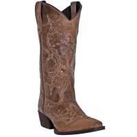 Dan Post Cross Point Womens Snip Toe Western Boots **ONLINE ONLY**