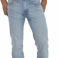 527 Jagger Low Rise Boot Cut Levi Strauss Mens Jeans