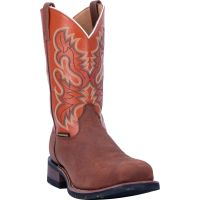 Dan Post Laredo Edwards Mens Square Steel Toe Western Work Boots 69436