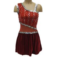 7221 Boogie Beat Dance Recital Costume