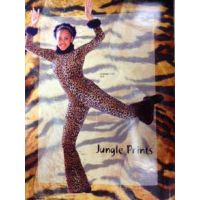 7229 Leopard Cats RECITAL COSTUMES