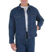 74145PW Classic Unlined Denim Wrangler Mens Jackets