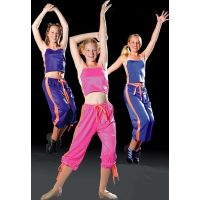 7548 School Yard Jam  Dance Recital Costumes AD