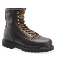 Carolina Brown Yarder Hi Mens 8 Inch Work Boots 8010