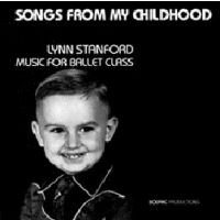 BOD8401 Songs From My Childhood Vol. I - Lynn Stanford