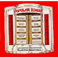 BOD9018 Popular Songs For Ballet Class-David Howard & Lynn Stanford