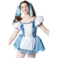 910 Wizard Of Oz- Dorothy Recital Costumes