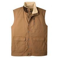 Mountain Khakis Ranch Shearling Mens Vest 938