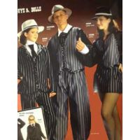 9906 Guys and Dolls Short Recital Costumes