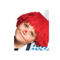 H-221 Raggedy Andy Wig