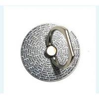 CJ Merchantile Circular Dancer Print Cell Phone Ring/Stand A-G431