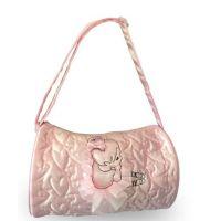 Capezio Pink Toddler Barrel Bag B205C