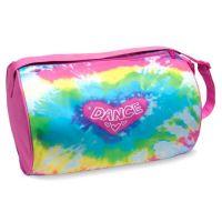 Danshuz Love Tie Dye Dance Duffel Bag B555